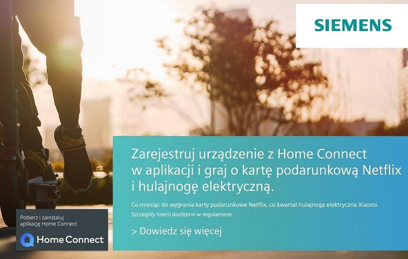 Połącz swoje urządzenie z aplikacją - Home Connect